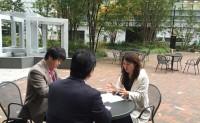 【広報活動】頑張ってる地域おこし協力隊員を取材しました。